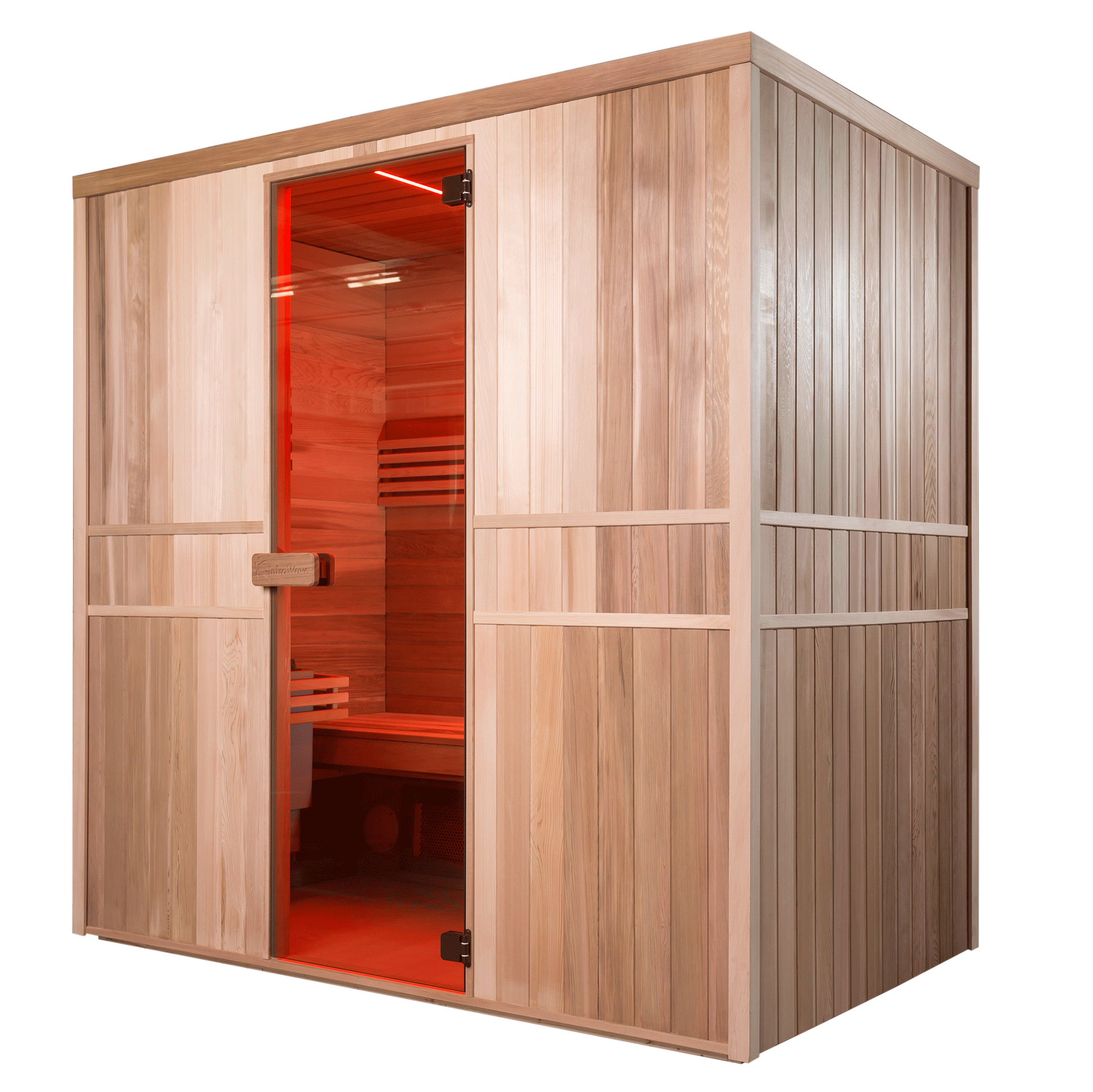 sauna infrarot kombikabine infrawave sunday pools onlineshop. Black Bedroom Furniture Sets. Home Design Ideas